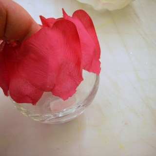 After the Wedding Ivy Bowls – Rose Petal Bowls