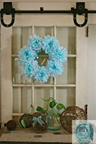 Fabulous Friday – 5 Wreaths to Make for Spring
