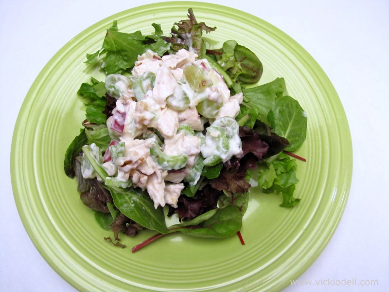 Lite Chicken Salad