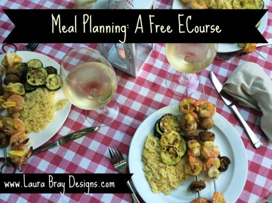 Meal Planning Ecourse with Laura Bray