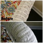 Refresh Wicker Chairs for Spring