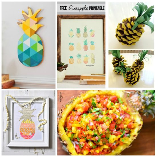 Pineapple to DIY