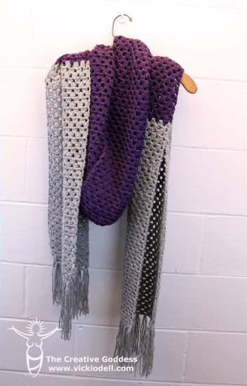 Granny Takes a Dip - Super Scarf Number Two