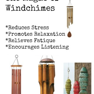 The Magic Of Wind Chimes