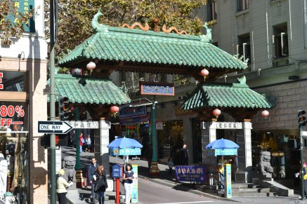 Portal to China Town
