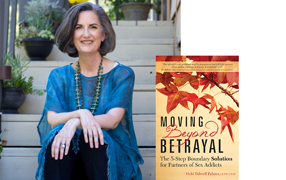 Moving Beyond Betrayal - Vicki Tidwell Palmer