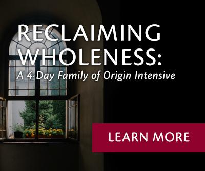 Reclaiming Wholeness Intensives - Vicki Tidwell Palmer