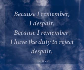 Despair Wiesel