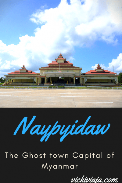 Naypyidaw Myanmar - A ghost town capital