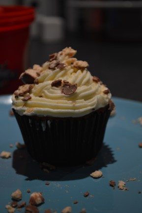 Malteaser Cupcake