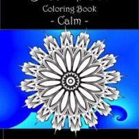 Bliss Me Out Adult Coloring Book – Calm