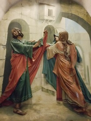 Stations of the cross - don't ask me what number - 2??