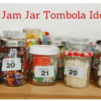 20 Jam Jar Tombola Ideas