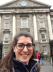 I've been to Trinity College Dublin