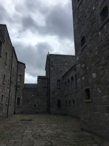 Kilmainham Gaol from the outside