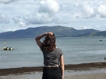 Ireland: Enjoying the view