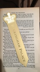A nice bookmark for Her Majesty Queen Viktoria Elisabeth ;)
