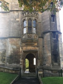The Entrance Tower to the Bishop's Palace