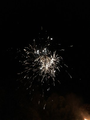 Fireworks for Guy Fawkes Night