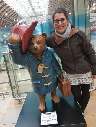 Meet my new friend Paddington