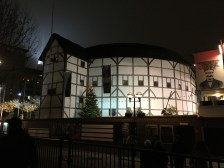 The Shakespeare's Globe TheatreThe Golden