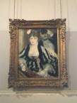 LA LOGE, 1874 by Pierre-Auguste Renoir