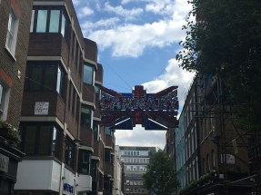 Carnaby Street off Regent's Street