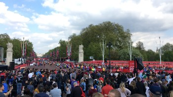 The 37th Virgin Money London Marathon