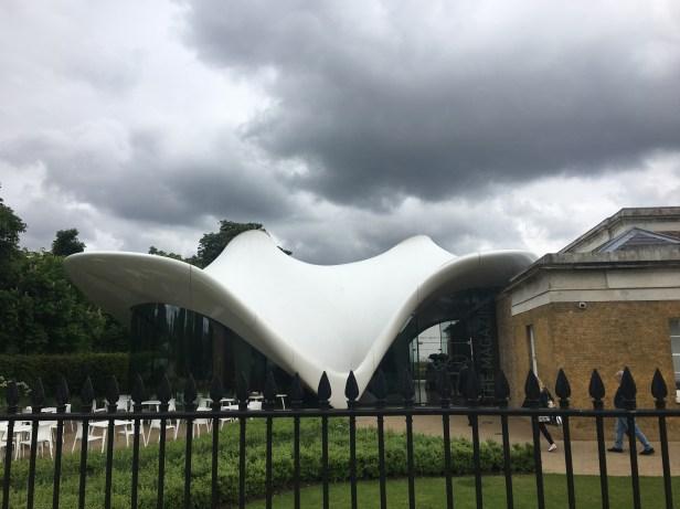 The Serpentine-Sackler Gallery