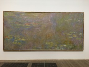 'Water-Lilies' by Claude Monet (after 1916)