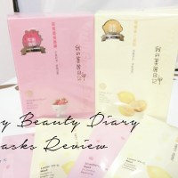 My Beauty Diary Masks Review