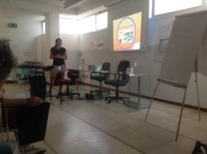 Behind the youth work - Pesaro 13-20 September '14