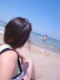 Evs volunteer, Vanessa, vicolocorto, seaside, pesaro