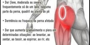 Nervo Ciático: conheça as principais causas das dores, inflamação, formigamento e travamento da coluna