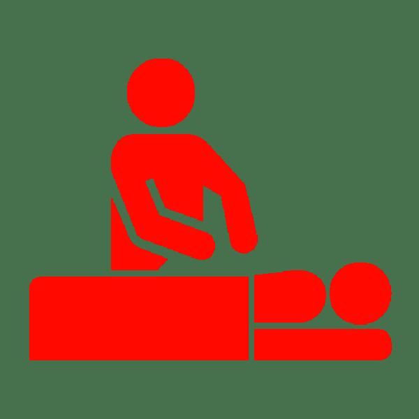 exercicio_6_coluna_vertebral. Quais os exercícios para dor na coluna? Alongamento do quadríceps Ao alongar a musculatura da frente da coxa, você consegue elevar a frente do quadril, abaixando a parte de trás do quadril, e assim descomprime a coluna lombar, afasta as vértebras lombares e protege o nervo ciático.