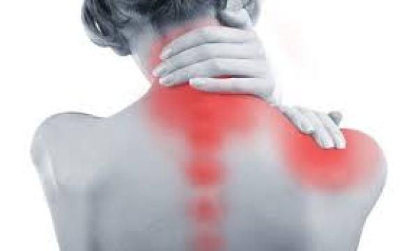 Cervicalgia - dor no pescoço e ombro