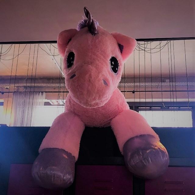 Moxy Hotel Ludwigshafen Unicorn