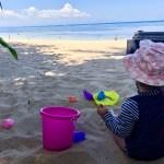 Baby Test Bali Laguna Luxury Hotel Nusa Dua Resport & Spa