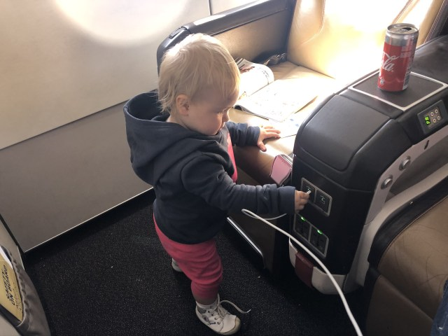 South African Airlines is nothing to wright home about