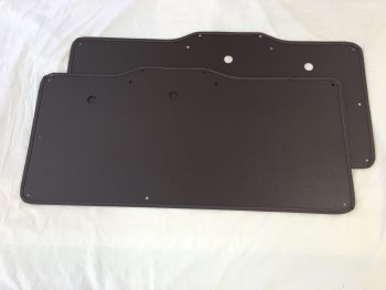 48-50 Dodge Truck Door Trim Panels (with Hump)