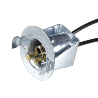 39-47 Cowl Light Socket – Dual Wire