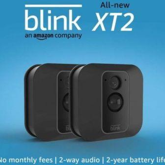 camera sans fil blink xt2
