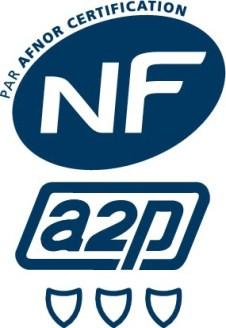 alarme certification nfa2p securité sans fil