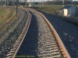 déformation rails