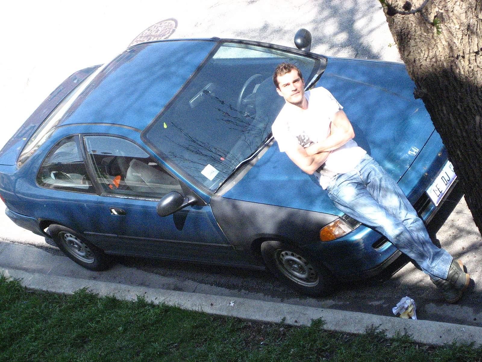 Erin: Hypermiler Honda Civic 1995
