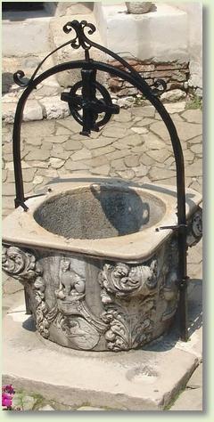 Bran Fountain