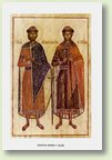Sfintii Boris si Gleb