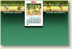 Calendar feb 2011