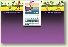 Calendar mai2011 Robinson