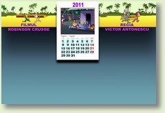 CalendarRobinson august